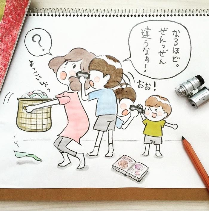 母は普通に暮らしたい…(泣)小1長男にとっては、家の中は大きな「実験室」!?の画像4