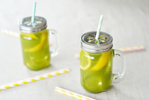 親子で楽しめる!話題の「抹茶&檸檬」ってどんな味?のタイトル画像