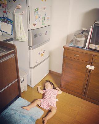 いつまでも見ていたい♡「#電池切れっ子」の写真、集めちゃいました!!の画像9