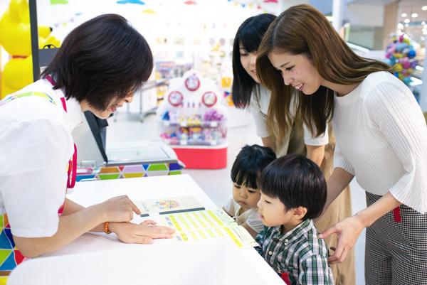子どもの好奇心を伸ばす仕掛けがいっぱい♡イオンの新しいベビー・キッズ向け専門店がオープン!の画像9