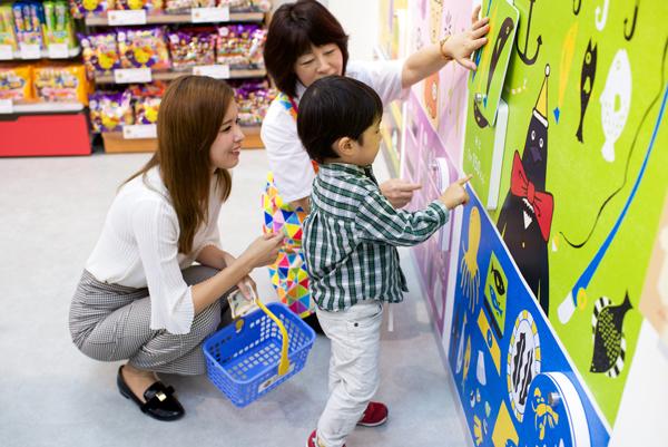 子どもの好奇心を伸ばす仕掛けがいっぱい♡イオンの新しいベビー・キッズ向け専門店がオープン!の画像7
