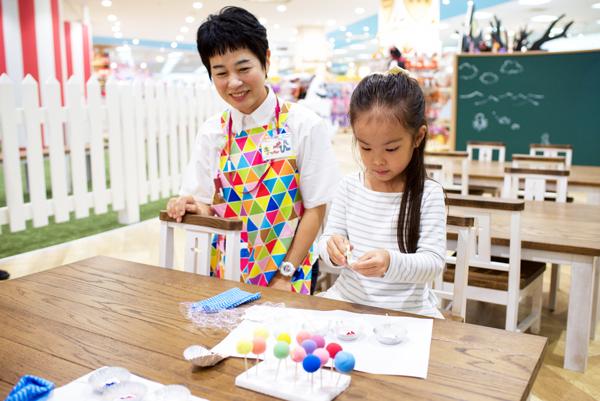 子どもの好奇心を伸ばす仕掛けがいっぱい♡イオンの新しいベビー・キッズ向け専門店がオープン!の画像12
