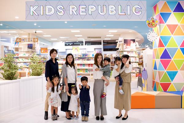 子どもの好奇心を伸ばす仕掛けがいっぱい♡イオンの新しいベビー・キッズ向け専門店がオープン!の画像3