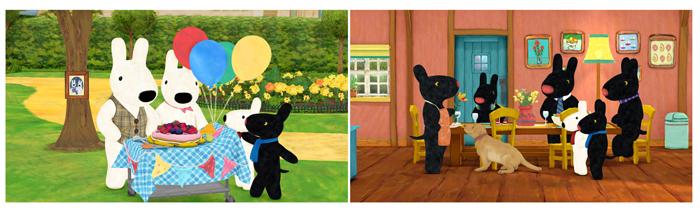 「リサとガスパール」も!100作品以上の絵本動画が楽しめる「絵本ナビプレミアムforスゴ得」とは?の画像3