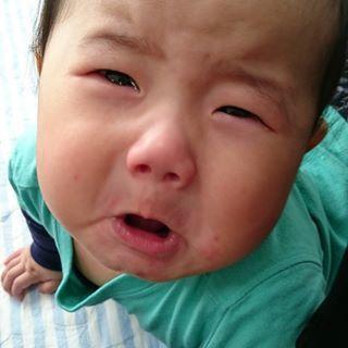 この下くちびるがたまらない♡「#泣くちょい前っ子」の写真、大集合!の画像5
