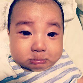 この下くちびるがたまらない♡「#泣くちょい前っ子」の写真、大集合!の画像7