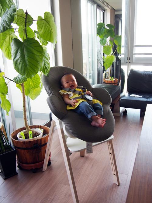 0歳児赤ちゃんとの生活がぐっと楽になる♡おすすめバウンサーの使い方5選の画像2