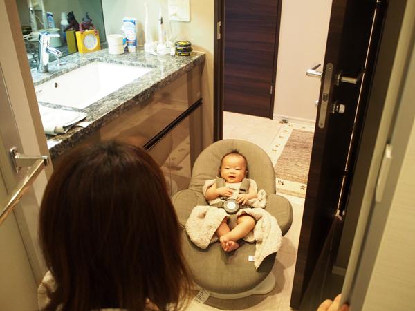 0歳児赤ちゃんとの生活がぐっと楽になる♡おすすめバウンサーの使い方5選の画像10