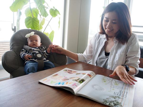 0歳児赤ちゃんとの生活がぐっと楽になる♡おすすめバウンサーの使い方5選の画像9