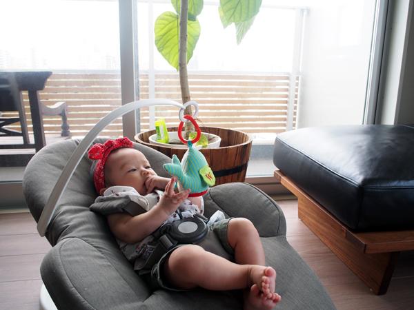 0歳児赤ちゃんとの生活がぐっと楽になる♡おすすめバウンサーの使い方5選の画像4