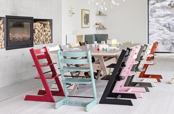世界中のママに支持されている、販売台数1,000万台突破の成長する椅子って?の画像1