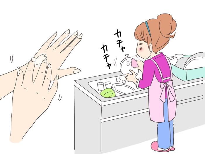 手洗い回数2倍以上!?ママになって直面した手荒れのケア方法とは。の画像6