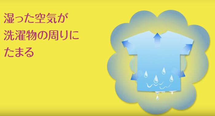 洗濯物、どう乾かしていますか?編集部ママがパナソニックの衣類乾燥除湿機を使ってみた。の画像5