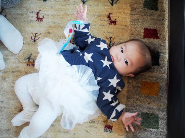 新生児から10歳まで使えるおしゃれなハイチェアで、子どもの成長を記録しよう♡の画像3