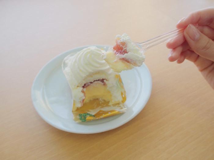 「苺ソースのミニかまくら」_今日のご褒美スイーツ No.22の画像2