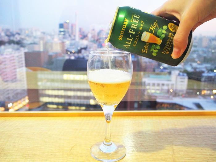 「SUNTORYノンアルコールビール」_今日のご褒美ノンアル No.33【年末年始特別編!】の画像3