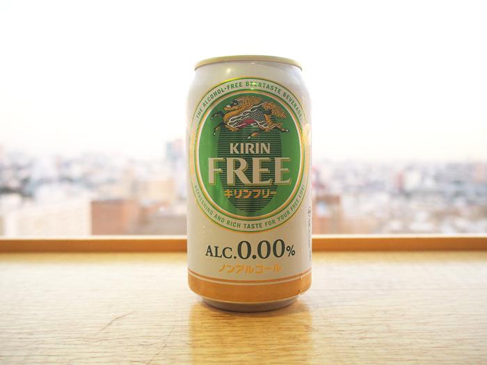「KIRINノンアルコールビール」_今日のご褒美ノンアル No.31【年末年始特別編!】の画像1