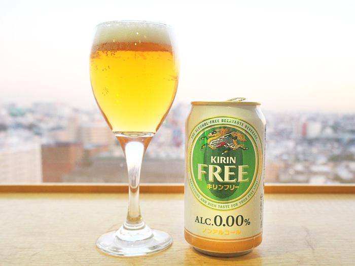 「KIRINノンアルコールビール」_今日のご褒美ノンアル No.31【年末年始特別編!】の画像4