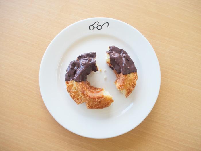 「オールドファッションドーナツ(チョコ)」_今日のご褒美スイーツ No.43の画像2