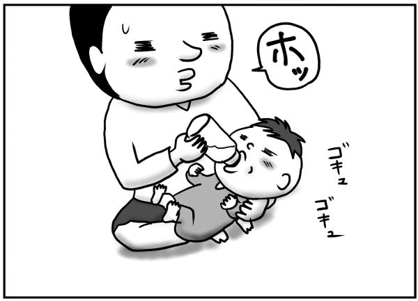 日々激しさを増す夜泣き…父の寝かしつけスキルは追いつくのか?の画像8