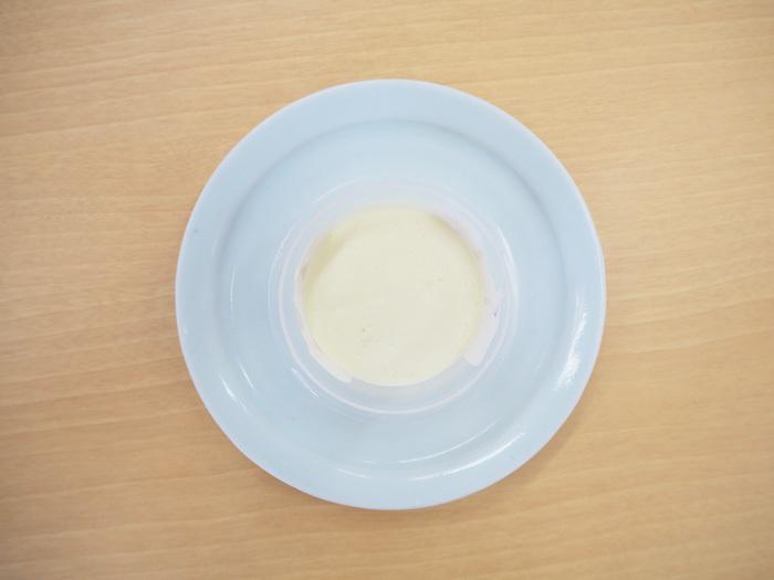「白いソイチーズケーキ」_今日のご褒美スイーツ No.50の画像1