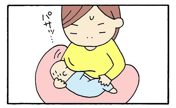 ただのヒモ1本で授乳中のイライラが一気に解消!の画像4