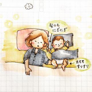 """あなたの家にも""""フチ子""""いる?ある意味、目が離せない「0歳児あるある」♡の画像4"""