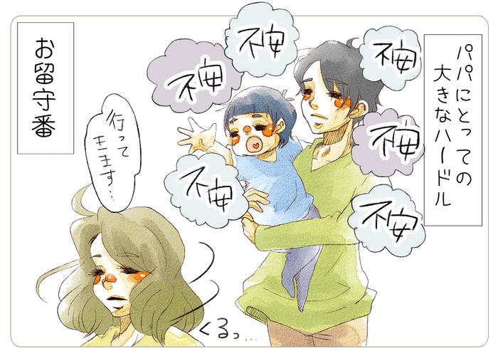 「お留守番って、不安…」そんなパパの悩みもこれで解決!我が家の対策法の画像1
