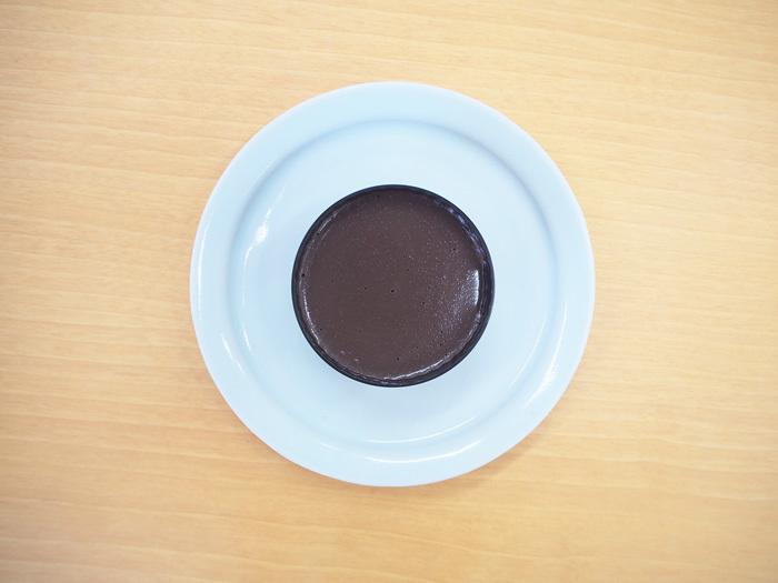 「カカオ80%チョコプリン」_今日のご褒美スイーツ No.61の画像1