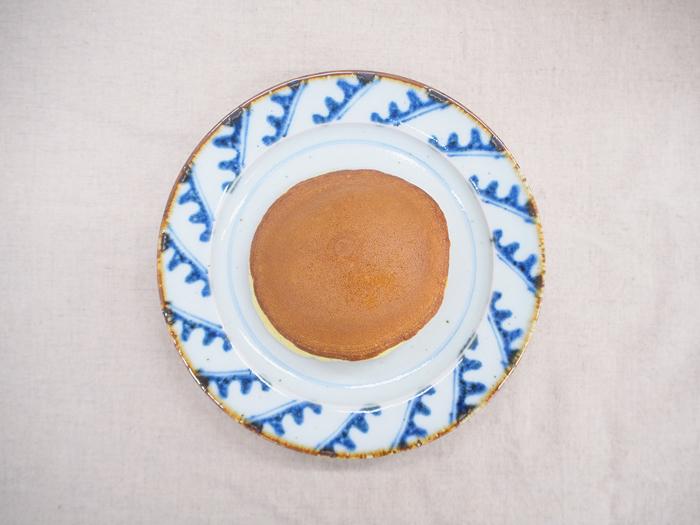 「北海道クリームチーズ使用 レアチーズのしっとりした生どら焼」_今日のご褒美スイーツ No.67の画像1