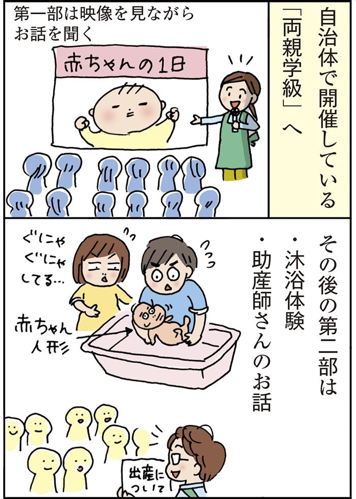 「お腹ってこんなに重いんだ…」夫が妊婦体験をしてみたら、想像以上の収穫でした!の画像1