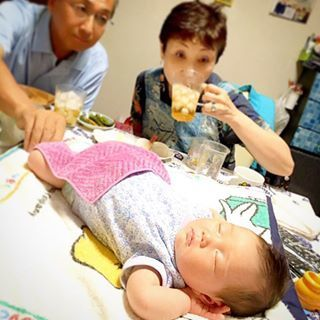 インスタで大流行!「#我が子の最強寝相」が本当に最強♡まとめの画像21