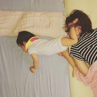 インスタで大流行!「#我が子の最強寝相」が本当に最強♡まとめの画像30