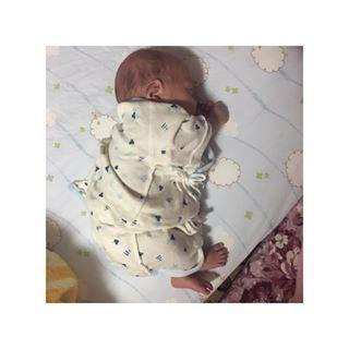 インスタで大流行!「#我が子の最強寝相」が本当に最強♡まとめの画像7