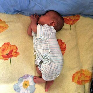 インスタで大流行!「#我が子の最強寝相」が本当に最強♡まとめの画像3