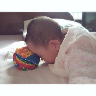 インスタで大流行!「#我が子の最強寝相」が本当に最強♡まとめの画像2