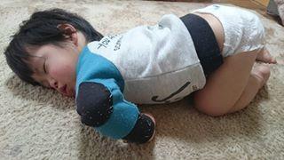 インスタで大流行!「#我が子の最強寝相」が本当に最強♡まとめの画像6