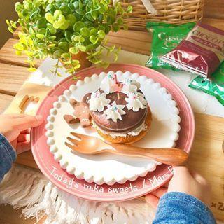 みんなが知っているあのお菓子がドレスアップ♡ママも子どもも楽しめる秘密とは?のタイトル画像