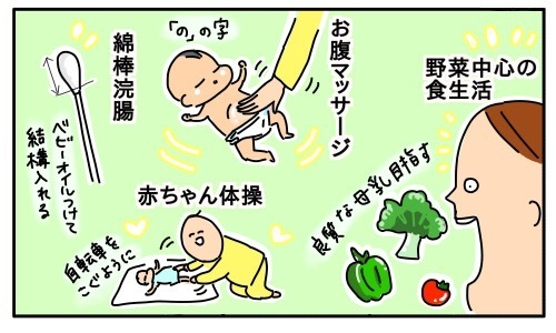 「背中漏れバンザーイ‼︎」赤ちゃんのウンチ漏れが嬉しいわけの画像2
