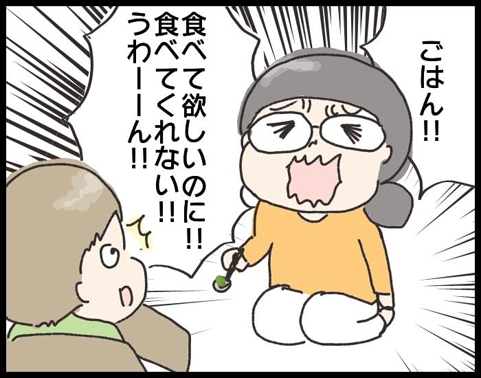 一口でいいから食べて~(涙)食べない息子のために編み出した最終奥義…!の画像10