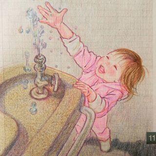 「まるで絵本の世界♡」子どもと過ごす大切な日々を描いたイラストが素敵すぎる!の画像19