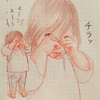 「まるで絵本の世界♡」子どもと過ごす大切な日々を描いたイラストが素敵すぎる!の画像11