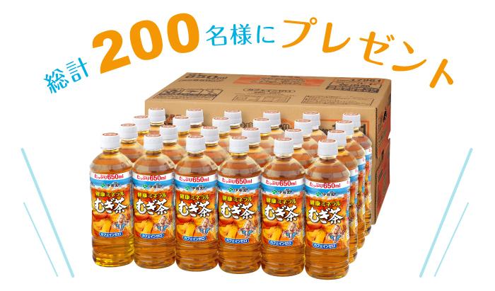 子どもにも安心な伊藤園「健康ミネラルむぎ茶」で 夏の暑さ対策をはじめましょう!の画像26