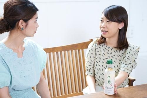 親子で毎日ごくごくおいしく飲める!カフェインゼロの「キリン 生茶デカフェ」はママの味方!の画像8