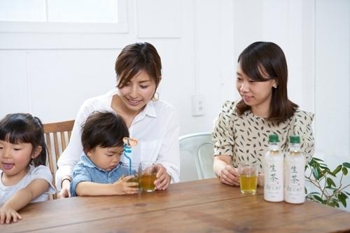 親子で毎日ごくごくおいしく飲める!カフェインゼロの「キリン 生茶デカフェ」はママの味方!の画像9