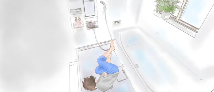 後悔してる。風呂掃除する前に牛乳プリンを食べるべきだった、絶対に。/連続小説 第7話の画像2