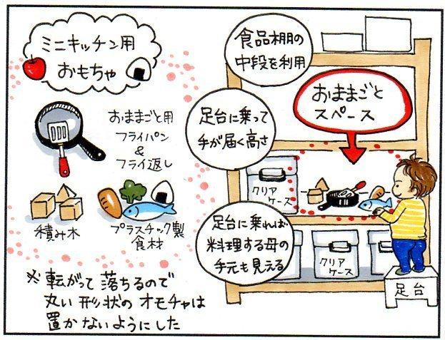 子どもの「後追い」で料理ができない…ある方法で、一石五鳥の効果が!の画像2