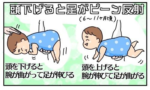 か、かわいすぎて鼻血出そう…大興奮な「赤ちゃんの反射」を勝手に10選♡の画像9