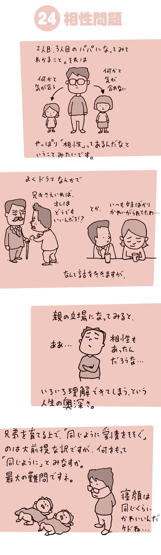 パパは共感、ママは落胆?!「ヨシタケシンスケ」さんの育児マンガが面白すぎる!の画像7