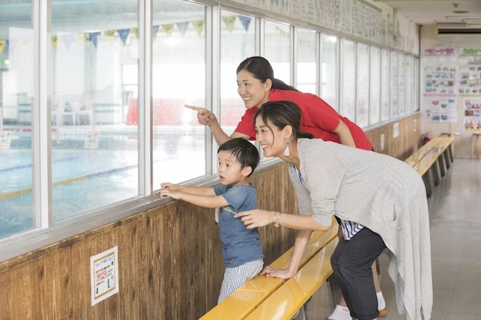 自信いっぱいの笑顔が嬉しい。「子どものできた!」が増える工夫がいっぱいのスイミングスクール。の画像5